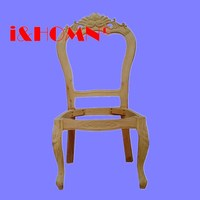 restaurant dining chair,unfinished wood chair frames