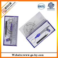 Promotion Ruler triangular scale ruler, plastic scale ruler for office or school