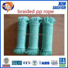 Hot sale and best price of nylon rope with nylon string inside