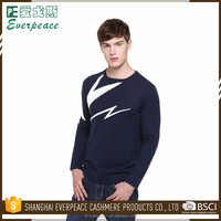 Quality Products Cashmere Men Sweater Custom