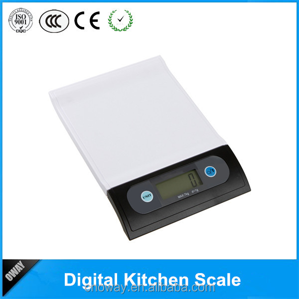 Lower Price 7kg Digital Kitchen Scale Household Weight