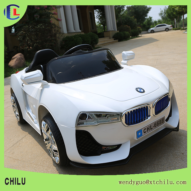 fashion design and hot selling baby car electric rc ride on car
