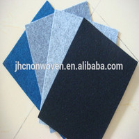China alibaba polyester non woven needle punched felt sheet/roll suppliers