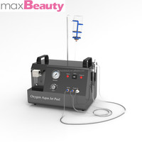M-H6 Hot sale !!! Portable jet peel hydro facial diamond peeling machine