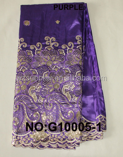 Indian George Fabric/Silk african george