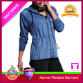 Blank intimate apparel china sports wear shopping women jacket model