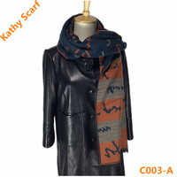 New Design Hot Sale Fashion Lady Scarf Made In China