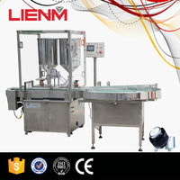 Automatic Ointment Cream Filling Machine