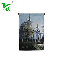 2014 Manufacture wholesale Gobelin indian printed tapestries