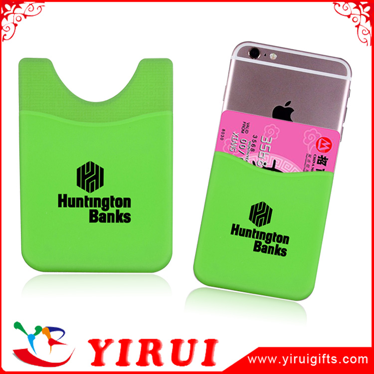 3m stick phone silicon bin id card holder samples in dubai