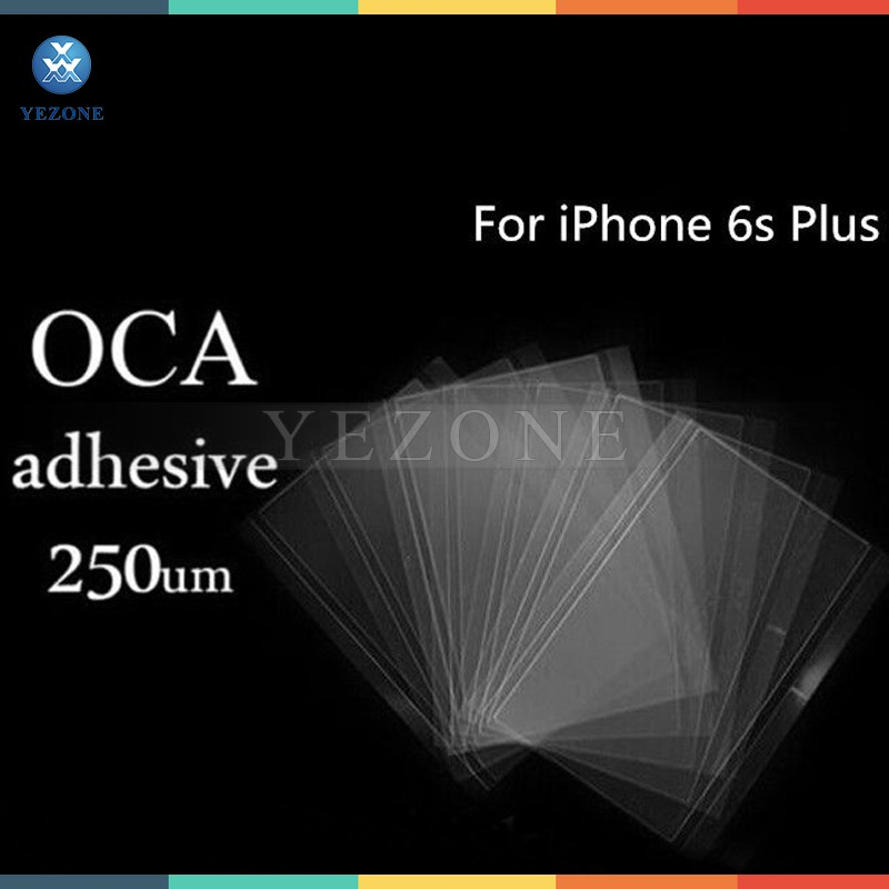 Manufacture Optical Clear Adhesive OCA Glass LCD Sticker Tape Fix for iPhone 6/ 6s/ 6S Plus