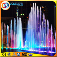 Led Dancing Water Show Water Fountain Parts