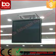 Office Ceiling TV Motorized Flip Down Lifting Mechanism / TV Electric Ceiling Lift