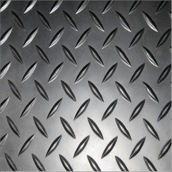 Prime diamond plate metal suppliers made in china