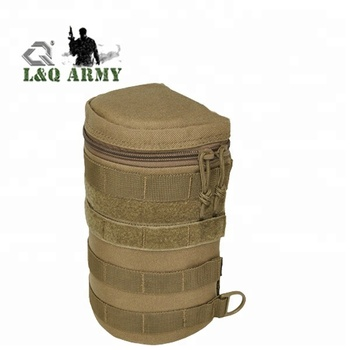 Military Drink Water Bottle Carrying Case For Sport