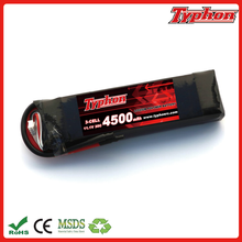 rc airplane 14.8v 4500mah 4cell 3.7v rechargeable lipo batteries battery