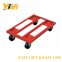 Heavy Duty Steel Four Wheel Moving Pallet Dolly DS series