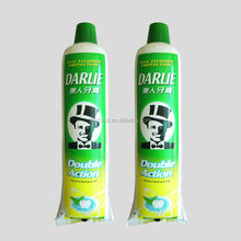 Advertising PVC inflatable toothpaste model for promotion