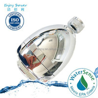 Water saving adjustable shower head sanitary fittings 1.5/1.75/2.0GPM