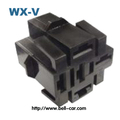 fuse relay box car assembly waterproof 5 pin plug connector DJJ7052-6.3-21