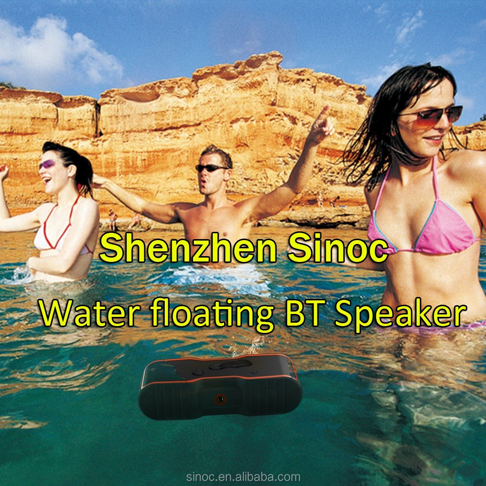 High Mini Bocinas Rechargeable Music Ipx8 Underwater Speaker Bluetooth