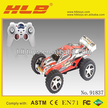 5CH RC Car,1:32 Full Proportion high speed Car,3 colors assorted #91837
