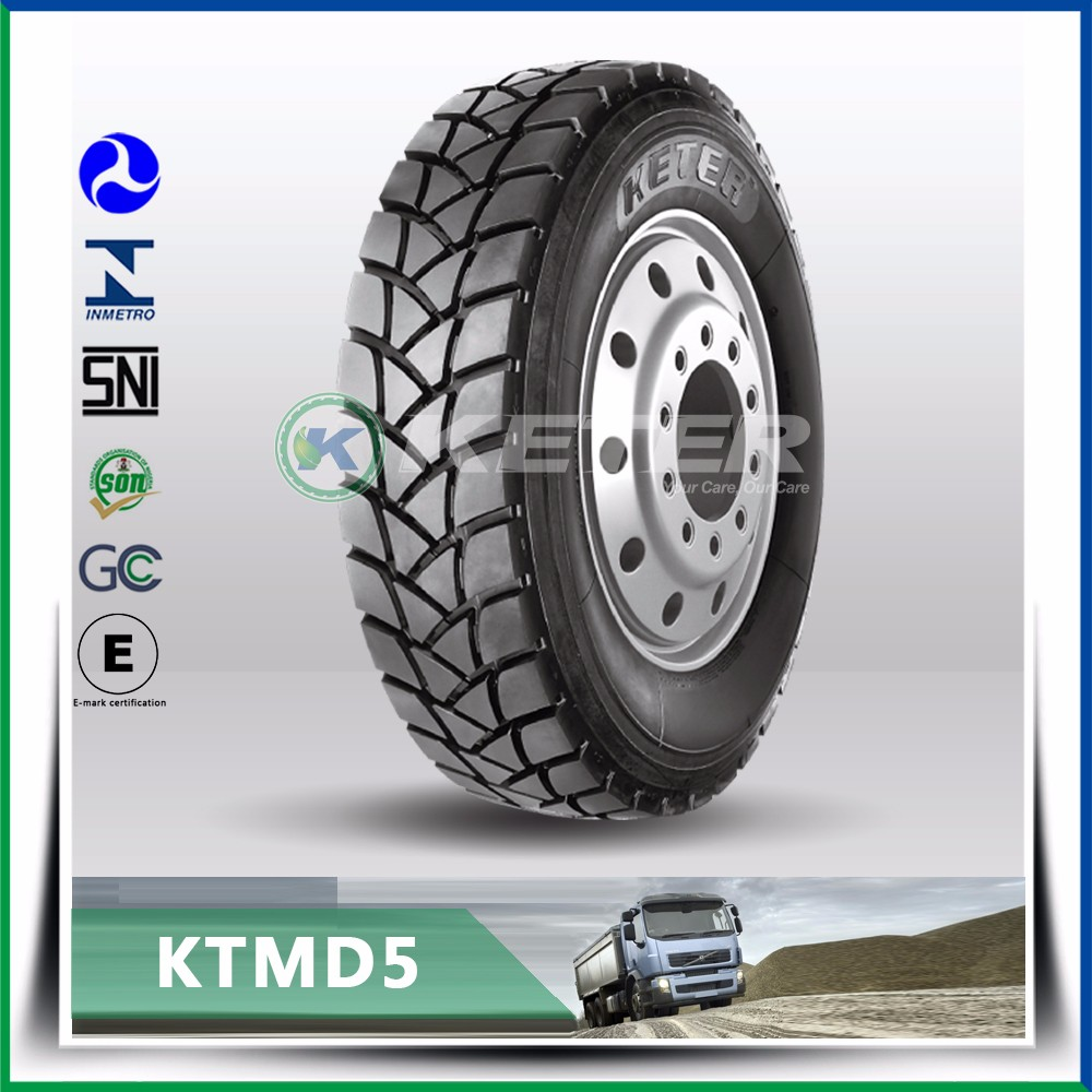 china top brand tyre tipper tyre 12.00R24 KTMD5