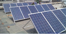 High efficiency TUV certificate 250w poly solar panel solar panel roofing sheets made in China