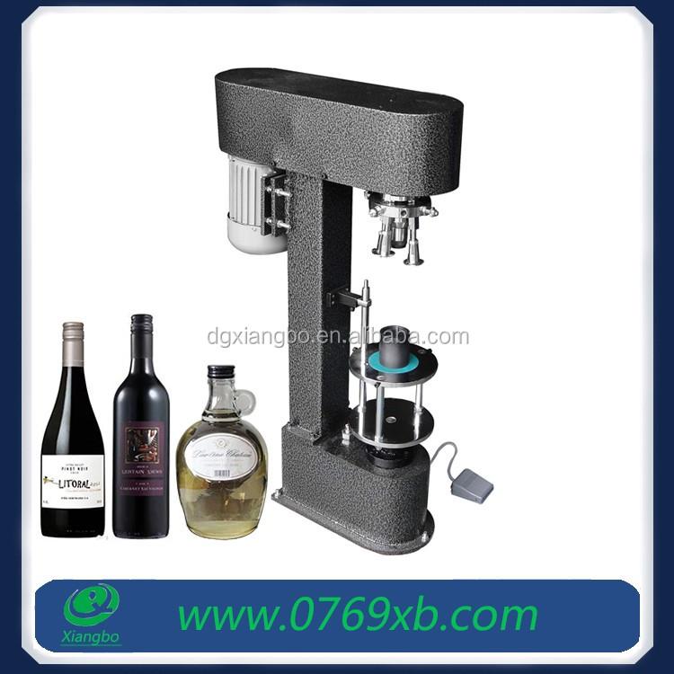 Wine Bottle Aluminium Cap Sealing Machine Jgs 980 Buy