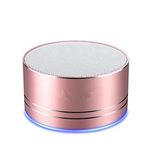 Portable blue tooth speaker mini bluetooth speaker cheap price colorful bass sound for sale