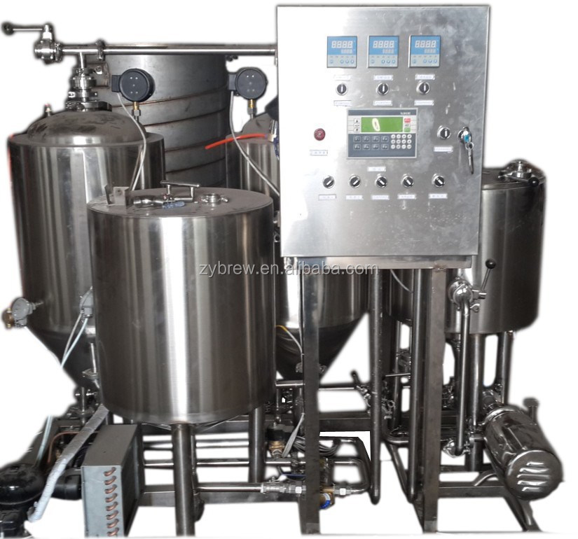 Micro Home Brewery 50lHomebrew Beer Manufacturing Machine Buy