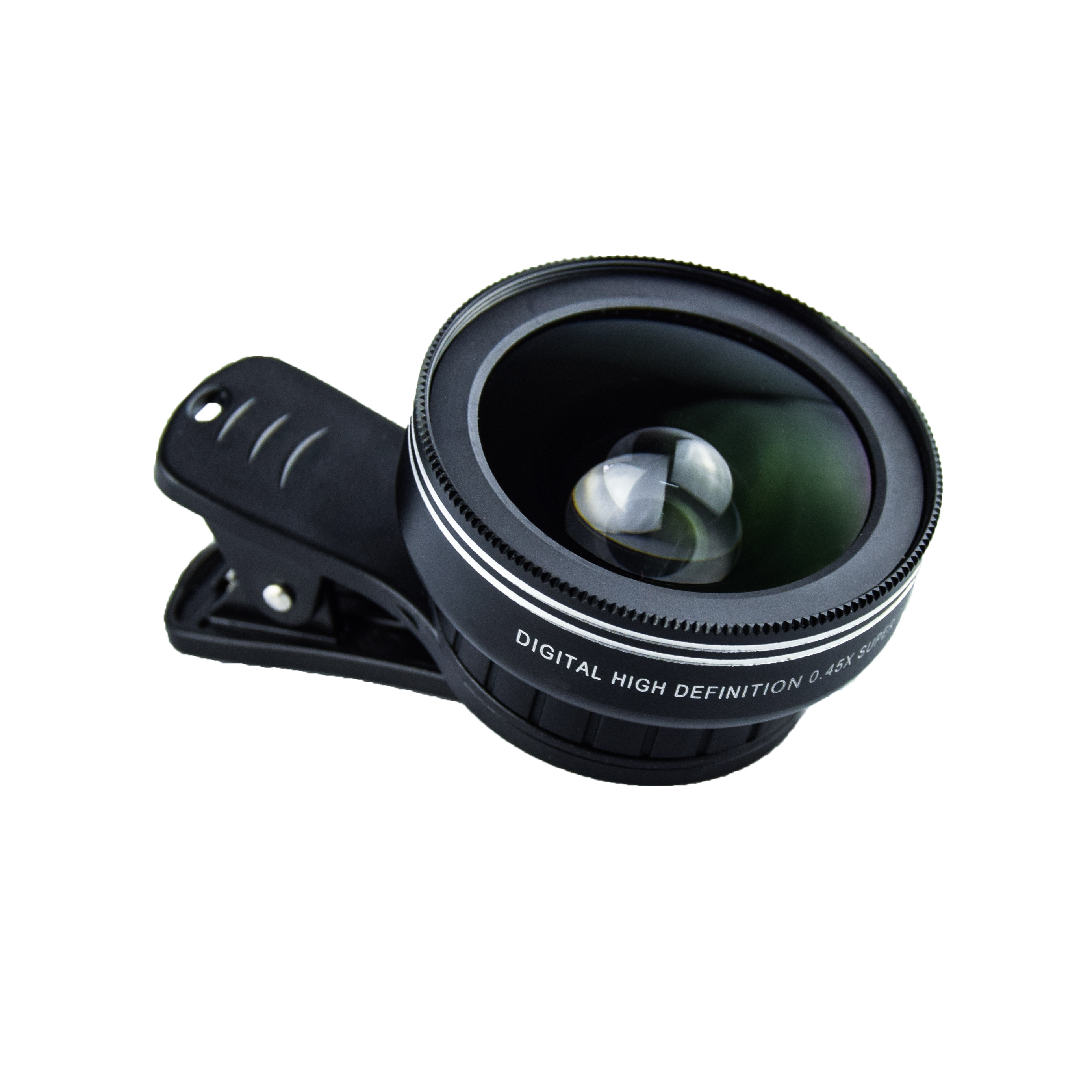 China supplier Nanyang wholesale 0.45 super wide angle camera Marco lens suitable for cell <strong>phone</strong>.