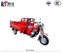KYLAN High Quality 150CC Three Wheel Cargo / Truck Tricycle Motorcycle / Three Wheeler