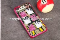 Oppa GANGNAM Style PSY Case Hard Plastic Back Cover Horse dance case for iphone 5 5G