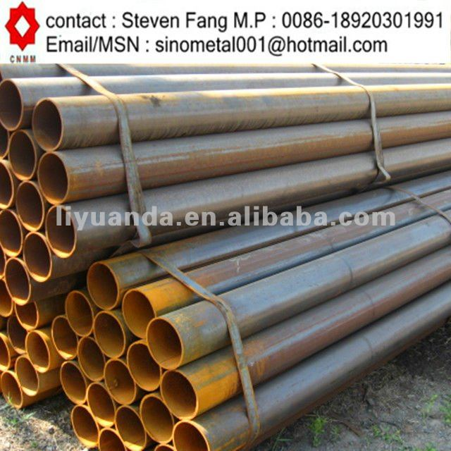 astm circular hollow section pipe