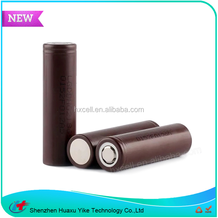 LG 20A Discharge 3000mAh Li-ion High Power Cell/cheap price LG18650 battery 3.7v 3000mah hg2