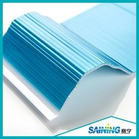 polycarbonate hollow sheet for roof canopy