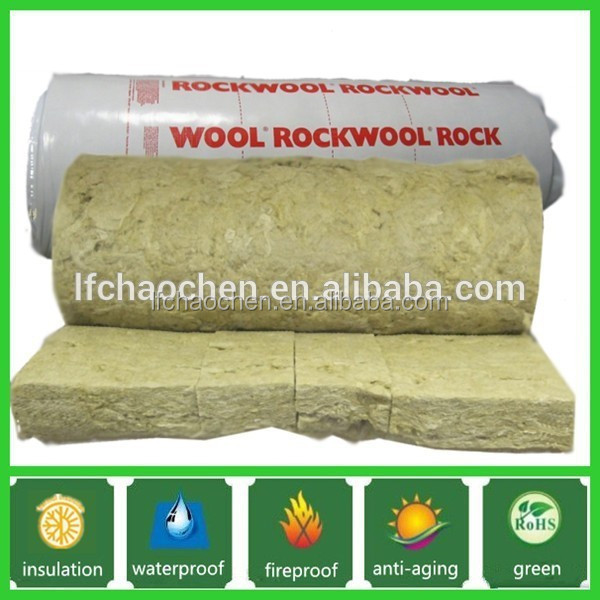heat insulation Top quality heat proof rock wool