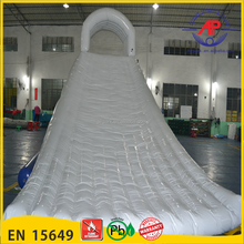 Penguin Inflatable Iceberg Slide for water park water games