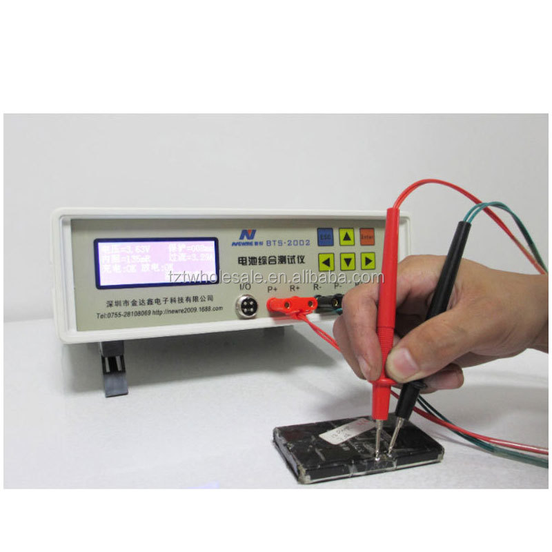 BTS-2002 Capacity Tester Battery Charge Discharge Battery Tester