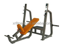 Fitness equipment wholesale gym Incline press bench