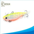 CS002 Soft VIBE Lure Made of TPR plastic Wholesale Plastic Lures Soft Vibe Lure