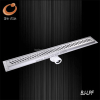 Stainless steel linear shower channel BJ-LPF-G006