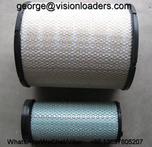 Shangchai engine C6121 parts A5549 Air Filter A5550 for wheel loader