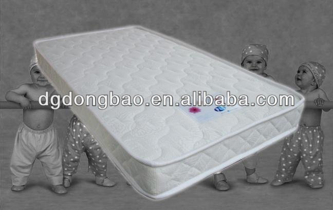 Baby foam Mattress/children spring mattress / compressed spring mattress