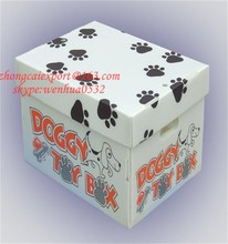 high quality folding pp corrugated plastic pet house /plastic house for pet