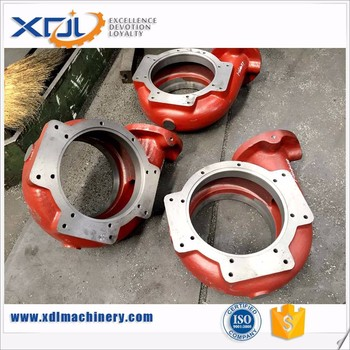 Custom OEM Sand Casting Process in China