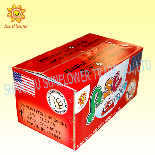 Africa Sunflower Brand Sweet Dry Milk Candy