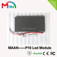 p10 led modules 32x16 p10 p8 p6 full color /red/white/green/yellow/rgb color