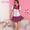 Made in China Wholesale Cheap Hot Japanese Sexy Schoolgirl Uniform